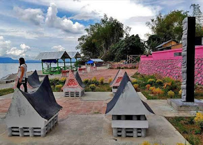 pantai tambunan balige