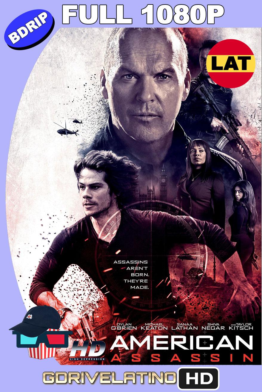 Asesino: Misión Venganza (2017) BDRip 1080p Latino-Ingles MKV
