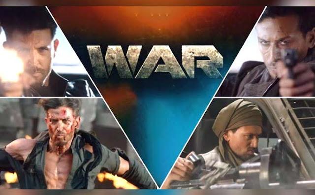 war full movie songs download