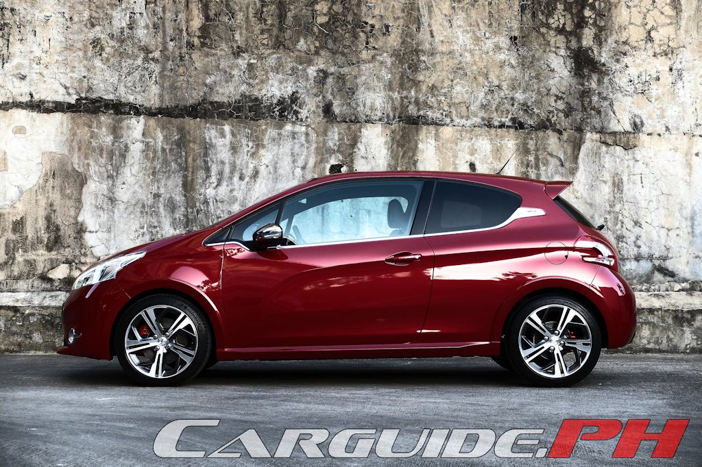 review 2015 peugeot 208 gti philippine car news car reviews automotive features and new. Black Bedroom Furniture Sets. Home Design Ideas