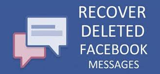 How To Recover Deleted Facebook Messenger Messages