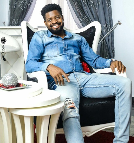 Comedian Basketmouth turns a year older today