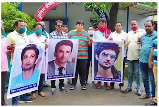 सुशांत सिंह राजपूत सुसाइड केस: भोजपुरी समाज ने की CBI जांच की मांग
