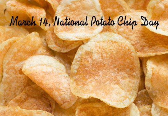 National Potato Chip Day Wishes