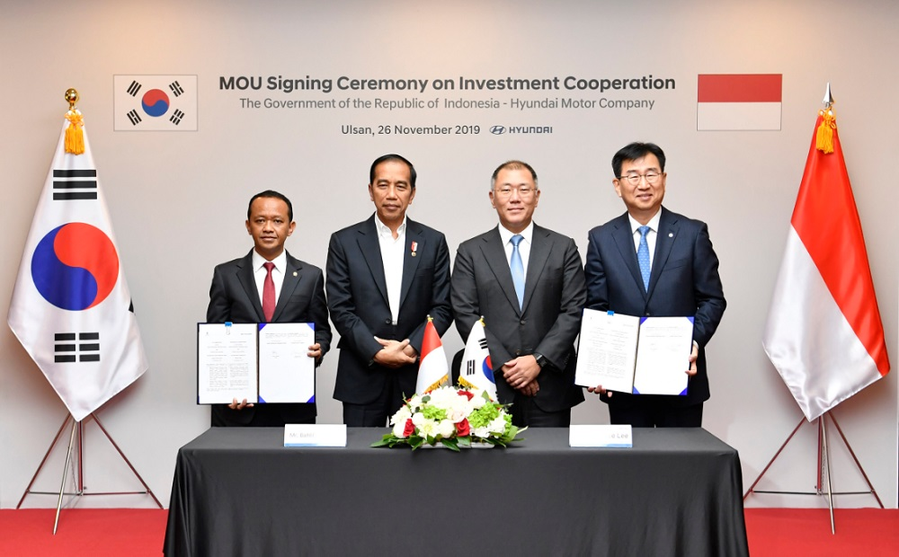 Hyundai to establish its first Indonesian manufacturing plant