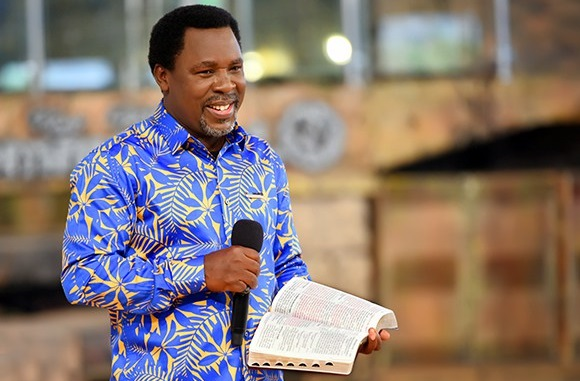 Prophet T. B Joshua Biography