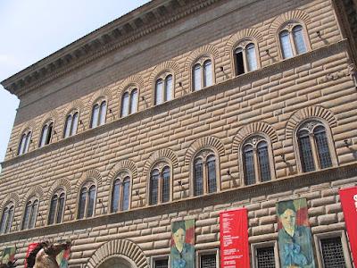 palazzo Strozzi-Firenze-architettura-bugnato-pietra