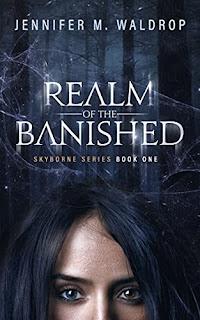 Realm of the Banished: A Skyborne Series Novel book promotion sites Jennifer M. Waldrop