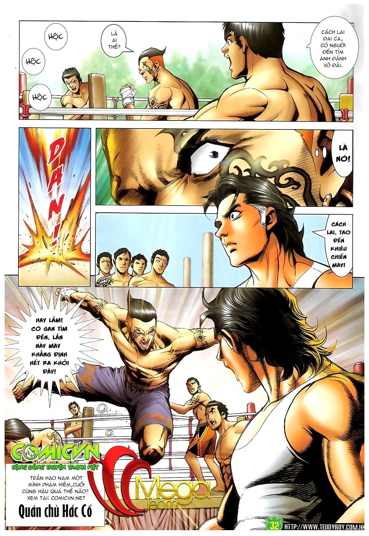 Người Trong Giang Hồ - Chapter 1395: Phiên bản Đại Phi - Pic 28