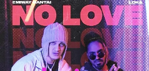 Latest Hindi Song 'No Love' सुंग By Emiway Bantai & Loka