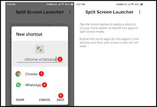 اليك هذه الطريقة الجديدة لتشغيل تطبيقين في نفس الوقت علي هاتفك