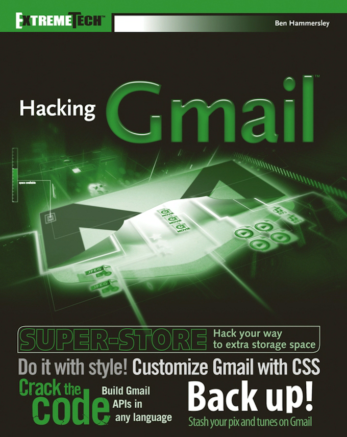 Hacking GMail, Wiley