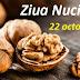 22 octombrie: Ziua Nucii