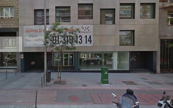 Nueva oficina de empleo de goya en la calle o donnell n for Oficina de empleo madrid