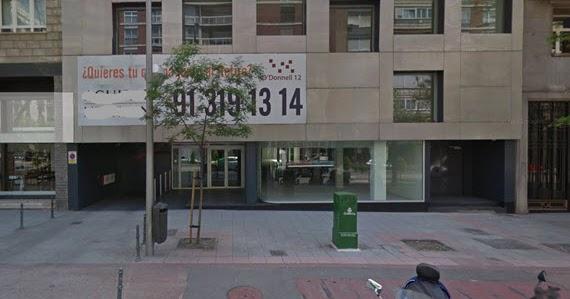 Nueva oficina de empleo de goya en la calle o donnell n for Oficina de empleo es