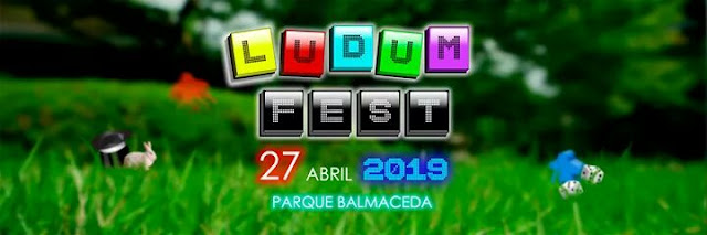 Ludum Fest: Mas Que una Feria de Juegos en el Parque
