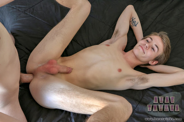 Watch the Video- Bryce fucks the tight ass of James Stirling- click