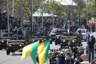 Ao custo de R$ 971 mil, desfile da Independência em Brasília será um dos maiores dos últimos anos