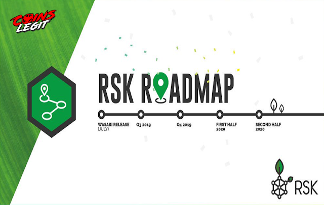 Airdrop Legit RSK Free 7.5 RSK