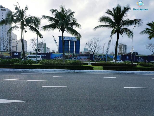 giao thông tại dự án Time Square Đà Nẵng