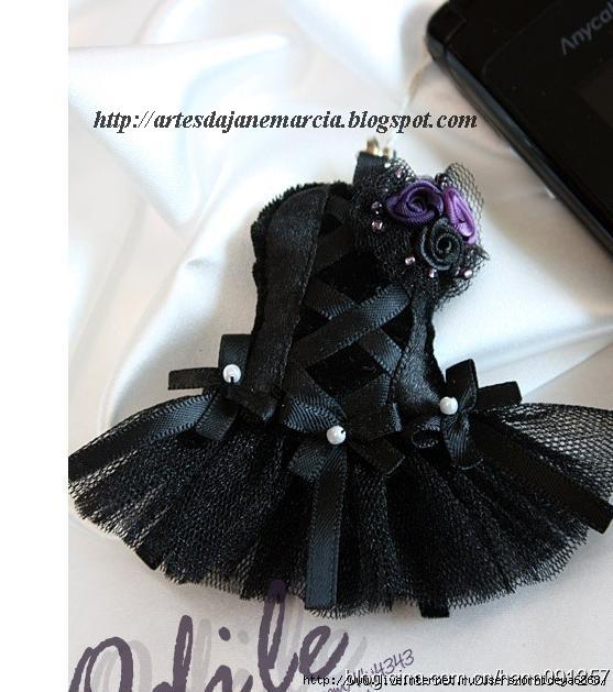 Elbiseli Anahtarlık Yapımı
