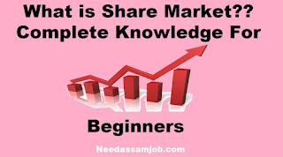Share Market NeedAssamJob