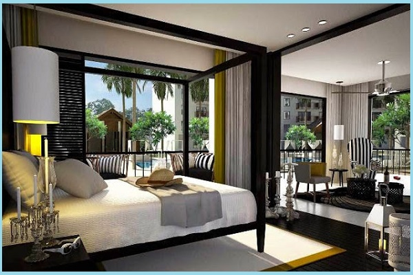 asian paint color combination for bedroom