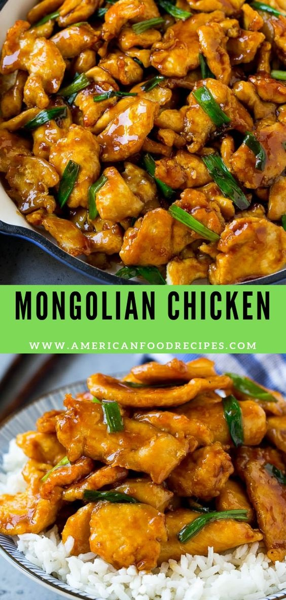 How To Make Mongolian Chicken