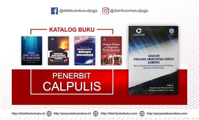Buku Terbaru Terbitan Penerbit Calpulis