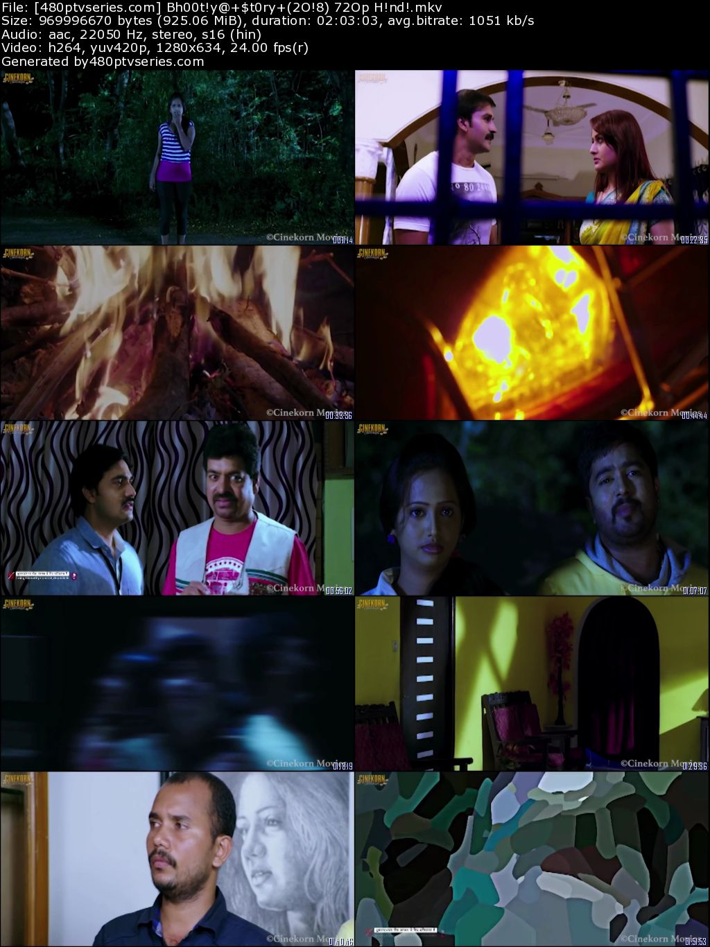 Download Bhootiya Story (2018) 900MB Full Hindi Dubbed Movie Download 720p HDRip Free Watch Online Full Movie Download Worldfree4u 9xmovies