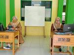 Cegah Penyebaran Covid-19, SMP Neg 1 Pangsid Lakukan Pembelajara  Lewat Daring