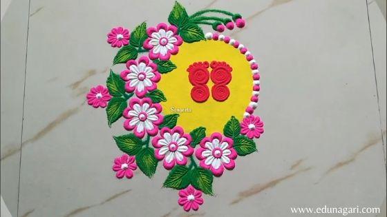 Diwali  Rangoli  special