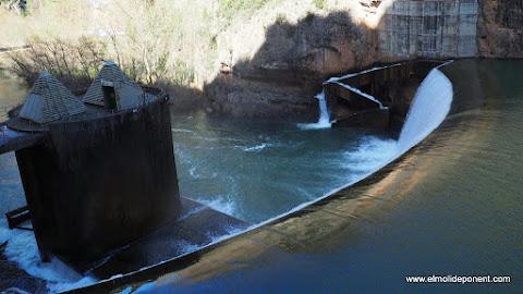 Turbina mini central hidroelectrica Alos de Balaguer