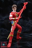 Power Rangers Lightning Collection Dino Thunder Red Ranger 47