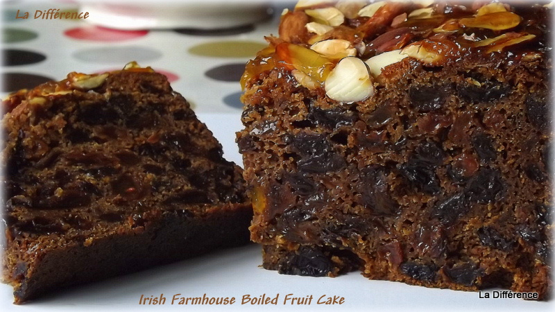 Boiled Fruit Cake Nz
