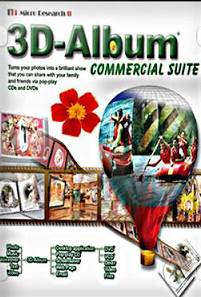 3d album commercial suite 3. 3 free download with serial key full.