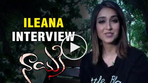 Ileana Praises Trisha's Act in Nayaki Movie