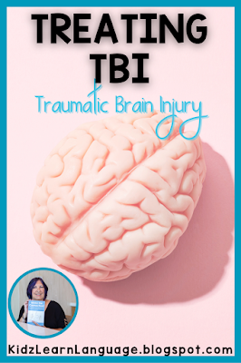 treating TBI in speech therapy