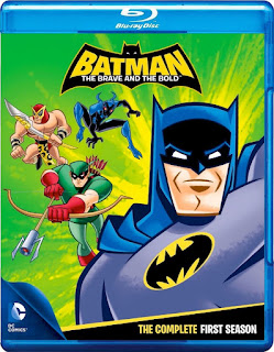 Batman, el Valiente – Temporada 1 [2xBD25] *Con Audio Latino, no subs