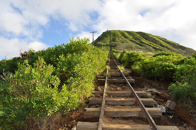 Koko Crater Railway Trail, Beaches, Parks, Seashores, Hawaii, Honolulu, Tourist Attractions, Holiday Places, Best Tourist Attraction, Tourism, Travel,