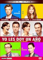 pelicula Yo Les Doy un Año (2013)