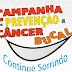 CAMPANHA DE PREVENÇÃO DO CÂNCER BUCAL PARA MAIORES DE 60 ANOS SERÁ NESTA QUARTA 28/06