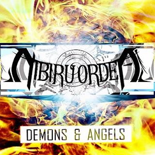 "Το single των Nibiru Ordeal ""Demons & Angels"""