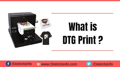 What is DTG Print