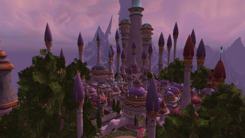 Dalaran is the center for Northrend travel.