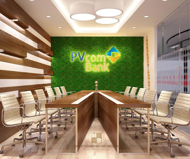 Thiết kế nội thất phòng họp chuyên nghiệp phải gắn liền với hình ảnh doanh nghiệp đảm bảo cho không gian sự sang trọng