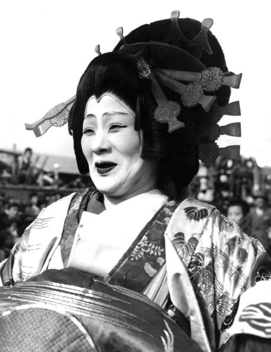 Vintage Geisha Photos Vintage Everyday