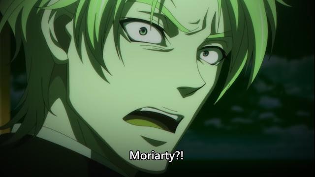 Episode 6 Moriarty the Patriot