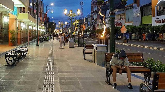 Tempat wisata malam di Jogja 2017 2018