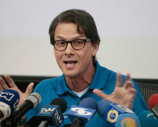 Lorenzo Mendoza afirma que está dispuesto a reunirse con el Gobierno